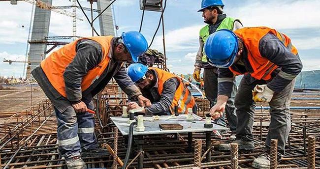İş kazalarında ölen her 3 kişiden biri inşaat işçisi