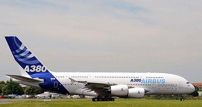 Airbus A380 uçaklarının üretimini sonlandırıyor