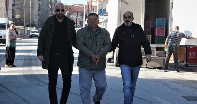 Konya'da kayınpeder tartıştığı damadını silahla yaraladı