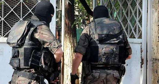 Konya'da DEAŞ operasyonu : 13 kişiden 11'i yakalandı