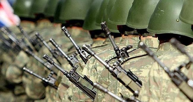 1300 askeri personel alınacak