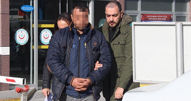 Konya'da kaçak silah operasyonuna 17 gözaltı