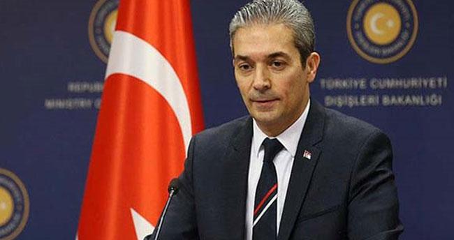 AP'nin skandal raporuna Türkiye'den sert tepki