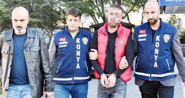 Konya'da eşini öldürdüğü iddia edilen sanık hakim karşısında