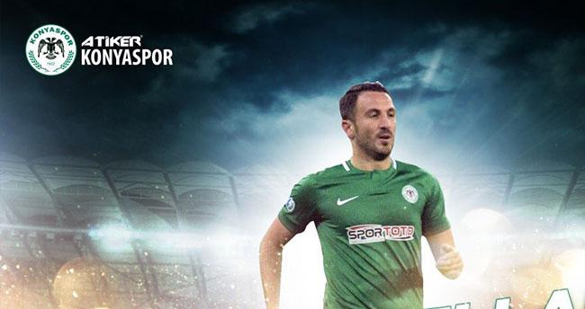 Atiker Konyaspor'un kaptanı Ali Çamdalı oldu