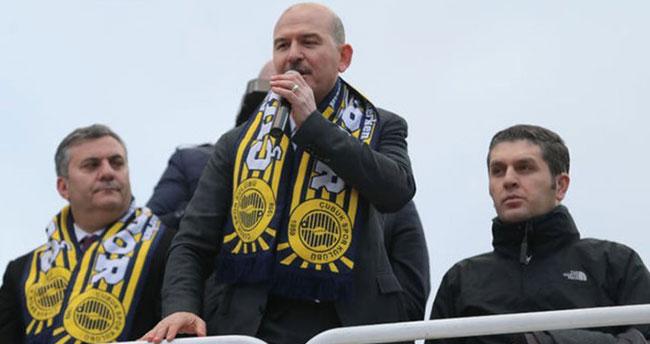 """Bakan Soylu: """"Kılıçdaroğlu'nun Ayağının Bastığı Yerde Ot Bitmez"""""""