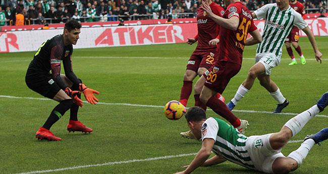 Konyaspor 0 – 1 Kayserispor
