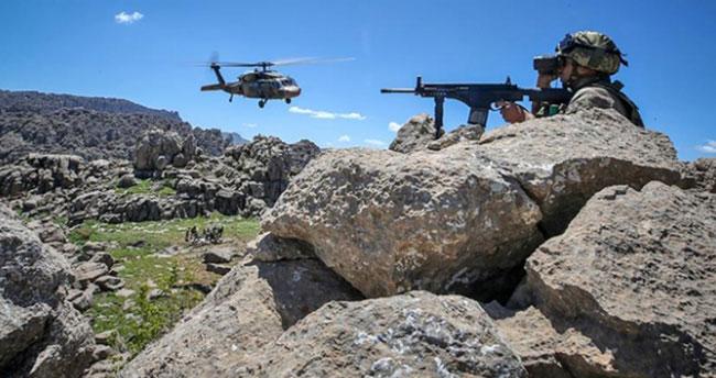 PKK'ya 2018'de ağır darbe vuruldu