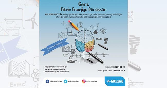 MEDAŞ'tan ödüllü proje yarışması