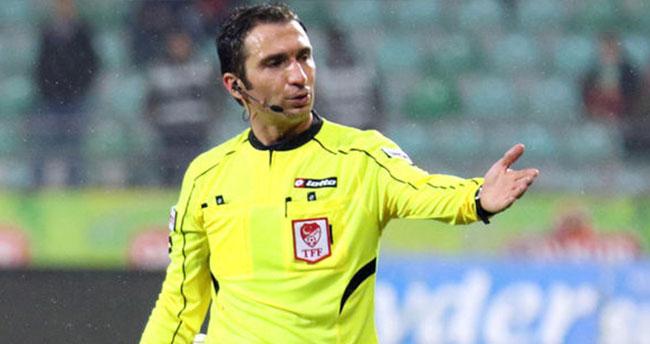 Spor Toto Süper Lig'de 24. haftanın hakemleri açıklandı