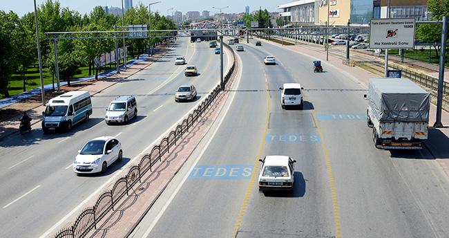 Konya'daki araç sayısı bir yılda ne kadar arttı?
