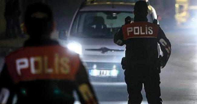 Ülke genelinde yapılan eş zamanlı uygulamada 2 bin 612 kişi yakalandı