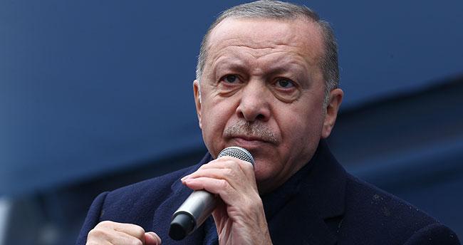 Cumhurbaşkanı Erdoğan'dan İdris Naim Şahin'e yönelik sert sözler