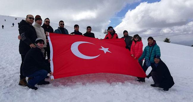 Konya'da öğretmen ve öğrenciler tanıtım için Aladağ'da buluştular