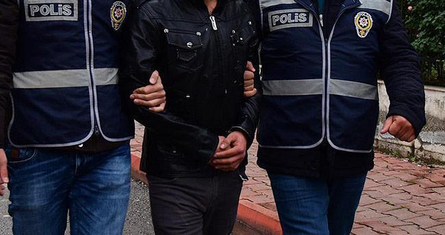 Konya'da FETÖ üyeliğinden aranıyordu! Isparta'da yakalandı