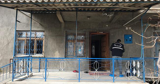 Konya'da madde bağımlısı zanlı, babasını tabancayla vurup yaraladı