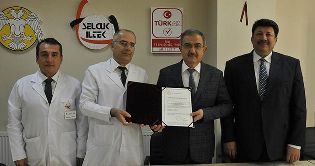 Selçuk Üniversitesi İLTEK akredite edildi