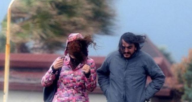 Konya'ya rüzgar ve yağış uyarısı