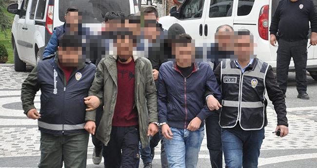 Akşehir'de uyuşturucu operasyonu