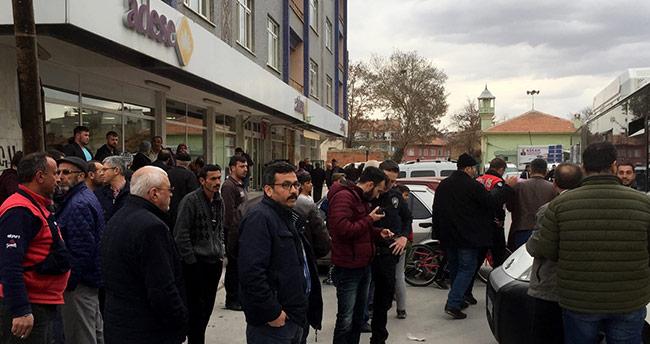 Konya'da bir kişi kızıyla evlenmesine izin vermediği kişi tarafından vuruldu