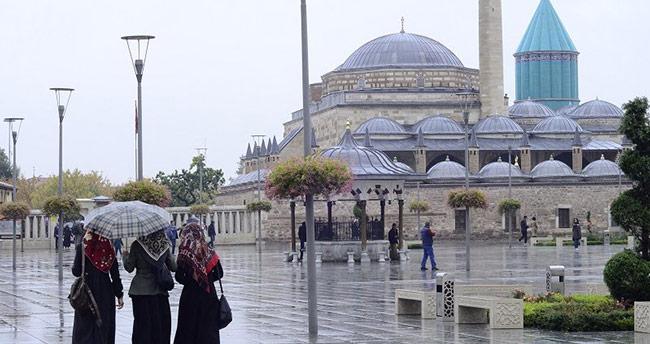 Konya'da hafta sonu hava nasıl olacak?