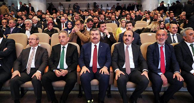 Bakan Koca, Konya Şehir Hastanesi için tarih verdi