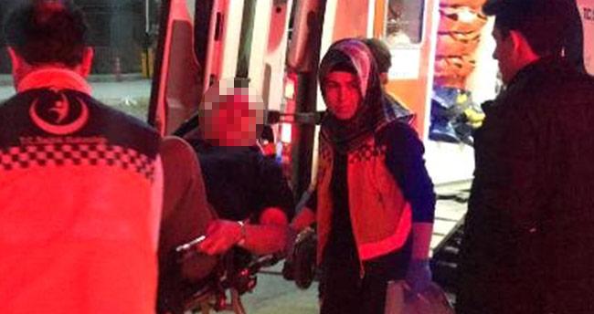 Konya'daki yol verme kavgasında bir gözaltı