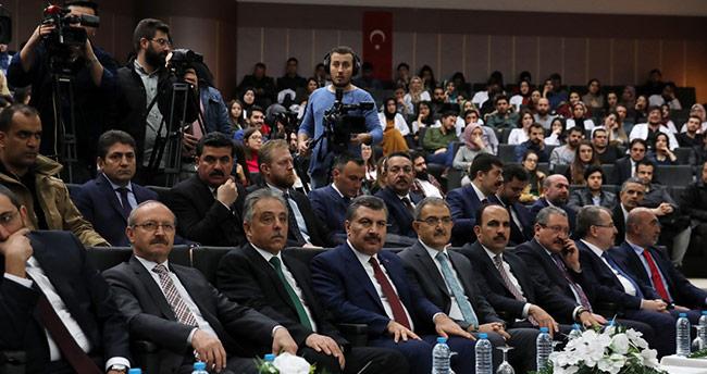 Sağlık Bakanı Koca, Konya'da!