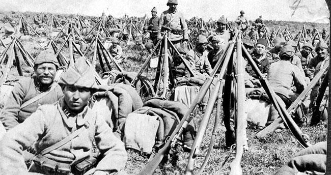 1915'li tıbbiyelilerin tamamı Çanakkale'de şehit düştü