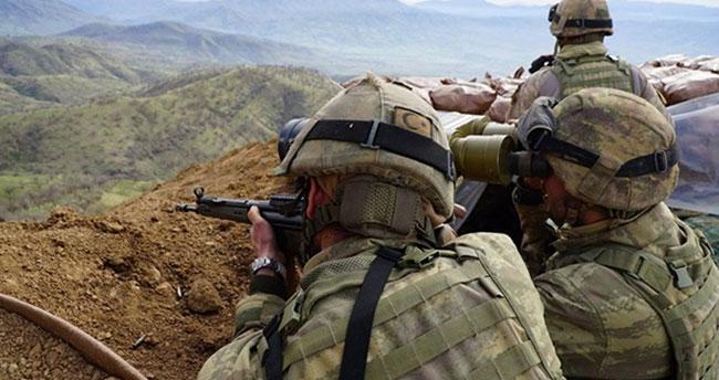 2 askerin şehit olduğu çatışmada öldürülen terörist sayısı 12 oldu!