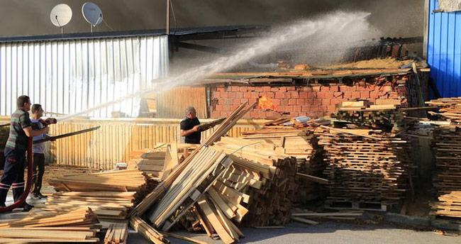 Konya'da 8 iş yerinin yandığı olayda dava sürüyor!