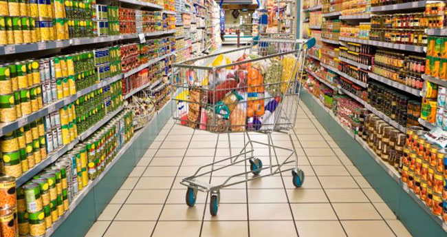 """Market reyonlarına """"yöresel ürün"""" düzenlemesi"""