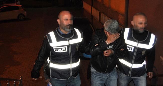 Konya'da çaldılar, Bartın'da yakalandılar