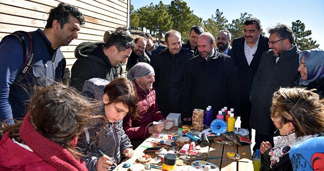 Selçuklu yatırımlarla Konya'ya değer katıyor