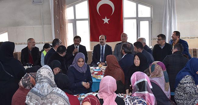 Başkan Altay, Doğanlar Mahallesi sakinleriyle buluştu
