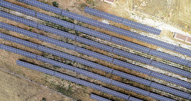 """""""Güneşte 4 yılda 5 bin megavat kurulu güce ulaştık"""""""