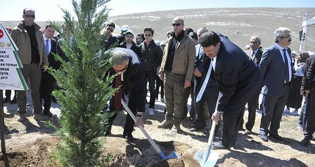 """SÜ'de """"Orman Haftası ve Ağaç Bayramı"""" kutlandı"""