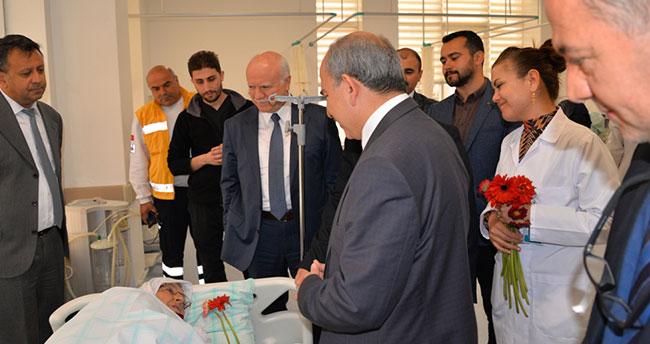 Hüyük Devlet Hastanesi Hizmete Açıldı