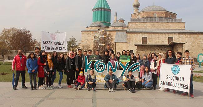 Konya'da lise öğrencilerinin örnek projesi