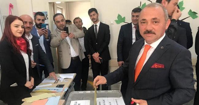 Çankırı'yı MHP Adayı İsmail Hakkı Esen Kazandı