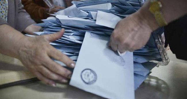 Meram 31 Mart seçim sonuçları