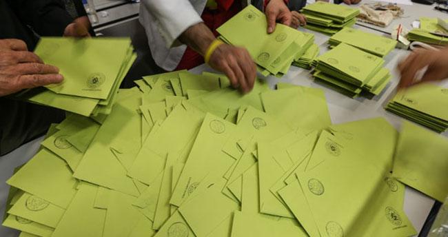 Selçuklu 31 Mart seçim sonuçları