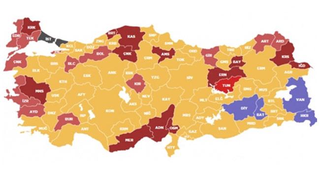 İşte 30 büyükşehirden ilk seçim sonuçları