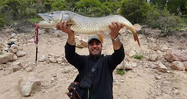 Konya'da amatör olta avcılarına boy limiti uyarısı