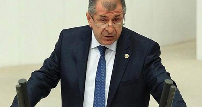 İYİ Parti'li Ümit Özdağ istifa etti
