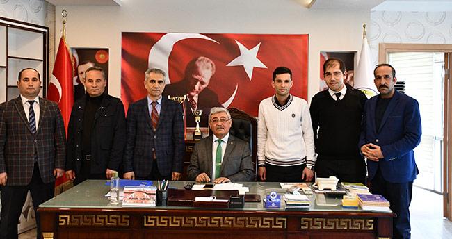 Kulu Belediye Başkanı Yıldız veda etti