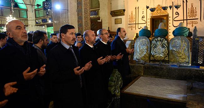 Başkan Altay, Miraç Kandilinde Vatandaşlarla Buluştu