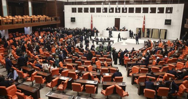 Meclis'e geliyor! 3600 ek gösterge, nafaka, hal yasası ve bedelli