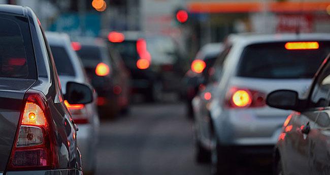 Konya'da trafiğe kayıtlı araç sayısı arttı
