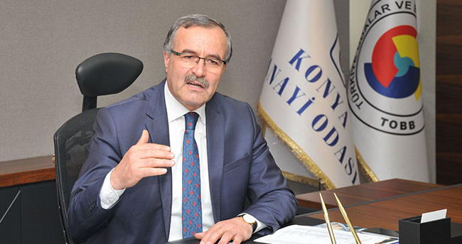 Konya, tüm Mart aylarının ihracat rekorunu kırdı